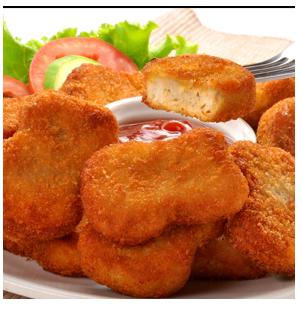 Kids Chicken Nuggets Meal
